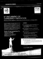 Pilar: Vino Argentino en el 8° Encuentro de Consumo y Negocios