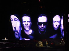 U2 360 Tour Comes To University of Phoenix Stadium