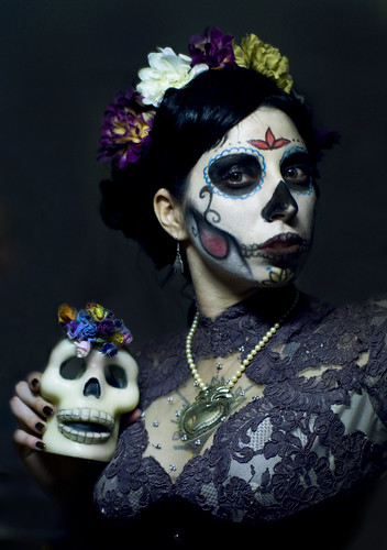 Day of the Dead by Lady/Bird