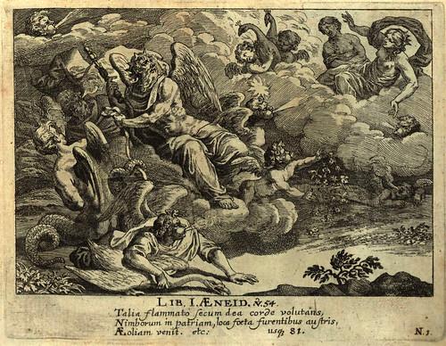 011-Vergilius Maro, Publius- Erneuertes Gedächtnüs Römischer Tapferkeit….1688-©Bayerische Staatsbibliothek