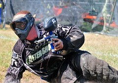 Team Aftershock (planeteclipsetv) Tags: distortion ice pants gloves jersey paintball kneepads 2010 elbowpads planeteclipse bottlecover digecamfire