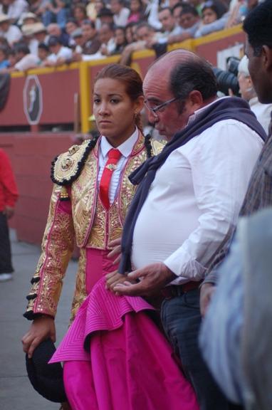 'Apuntan' a Milagros Sánchez en Acho