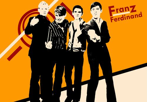 Franz Ferdinand en Lima Peru Concierto Venta Precios Entradas