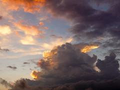 Sunset on the Gulf of Nicoya