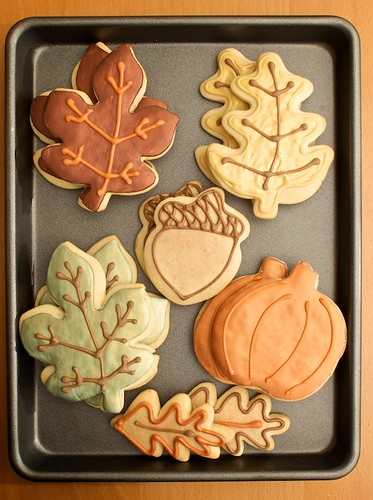 Autumn Cookies 01