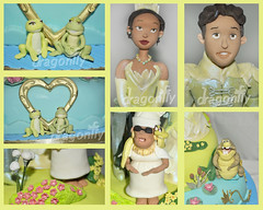 The Princess and the Frog Cake / Bolo de A Princesa e o Sapo (Dragonfly Doces) Tags: cake louis princess prince disney frog bayou crocodile bolo prncipe tiana princesa gumpaste naveen crocodilo pastaamericana princesaeosapo princessandthefrog mamaodie