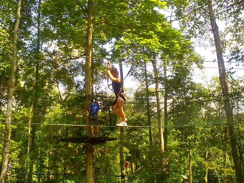 Malaysia: Skytrex Adventure @ Song About Jen