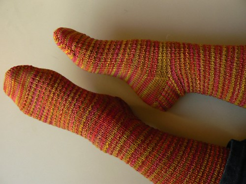 sunrise socks 2