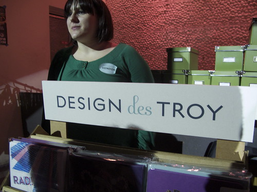 Handmade Ho-Down: Design des Troy