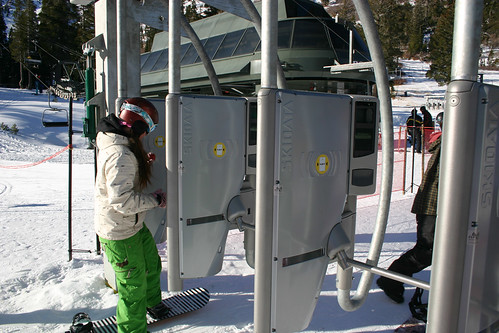 New gates at Alpine Meadows are smooth and easy