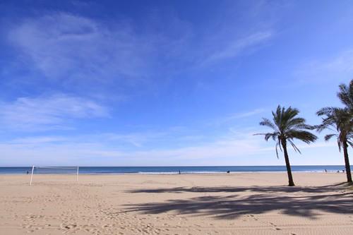 Cullera Beach.