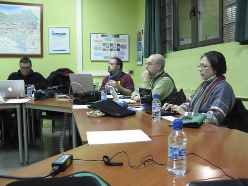 8ª Sesión Ikasbloggers