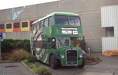 HEINEKEN KDL412 LEIDEN 221002 (David Beardmore) Tags: bristol leiden ld ecw heinekenbrewery easterncoachworks lodekka southernvectis britishbusesabroad nonpsv kdl412