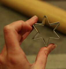 Chicago Star Cookie Cutter