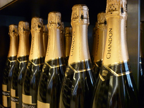 Chandon bottles by Simba tango, on Flickr