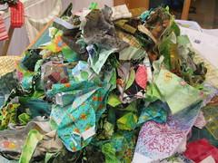 my green scraps