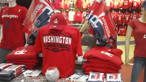 washington wizards, team store, new uniforms, truth about it, adam mcginnis