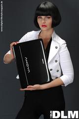 Mila S. 04 (dlm.models) Tags: portrait people woman beautiful beauty face fashion glamour women gesicht sweet lovely frau schnheit schn