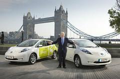 Лондон запустил в эксплуатацию сеть по зарядке электромобилей