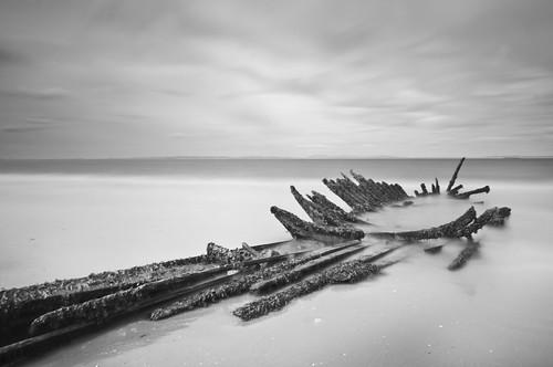 Longniddry Wreck 3