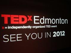 TEDxEdmonton 2011