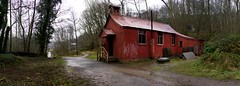 06/52: Mission Chapel, Blists Hill Victorian Town, Shropshire (nickcoates74) Tags: blistshill ironbridge shropshire salop sony sigma a6000 ilce6000 30mmf28dn 30mm panorama chapel tinchapel ironchapel telford winter uk 52weeks 52