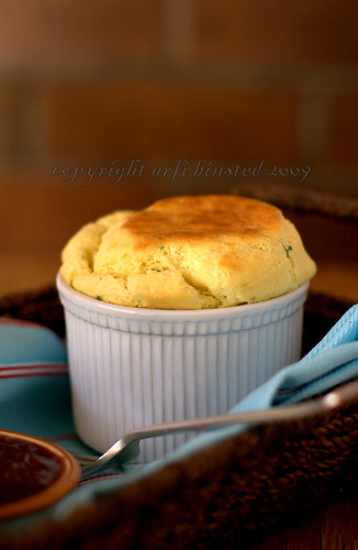 Cheese Souffle by ab '09