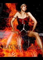 142.Gwen Stefani - Drag me to hell (Brayan E. Old Flickr) Tags: drag al banner hell header gwen stefani blend infierno arrastrame
