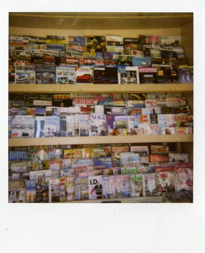 Kings Road newsstand