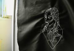 me gusta (Purdey 2000) Tags: craft banana stitching inuendo