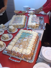Map Cake! (nighto) Tags: netherlands amsterdam cake map holanda bolo ccc mapa openstreetmap amsterd stateofthemap sotm09 upcoming:event=1813246