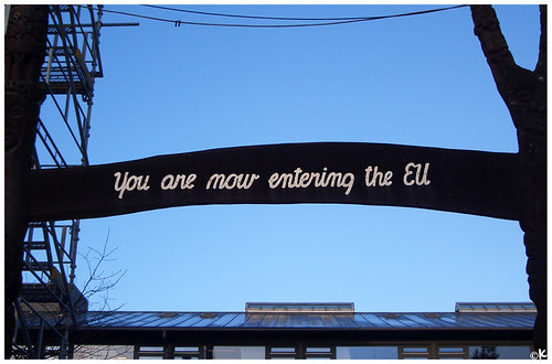 You are now entering the EU