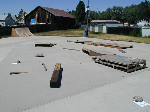 Enterprise, Oregon skatepark
