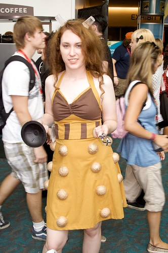 Dalek Girl | Flickr - Photo Sharing!