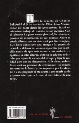 Poemas o Poesias de Bukowski en castellano