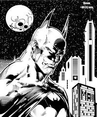 Batman_Inks_by_edbenes