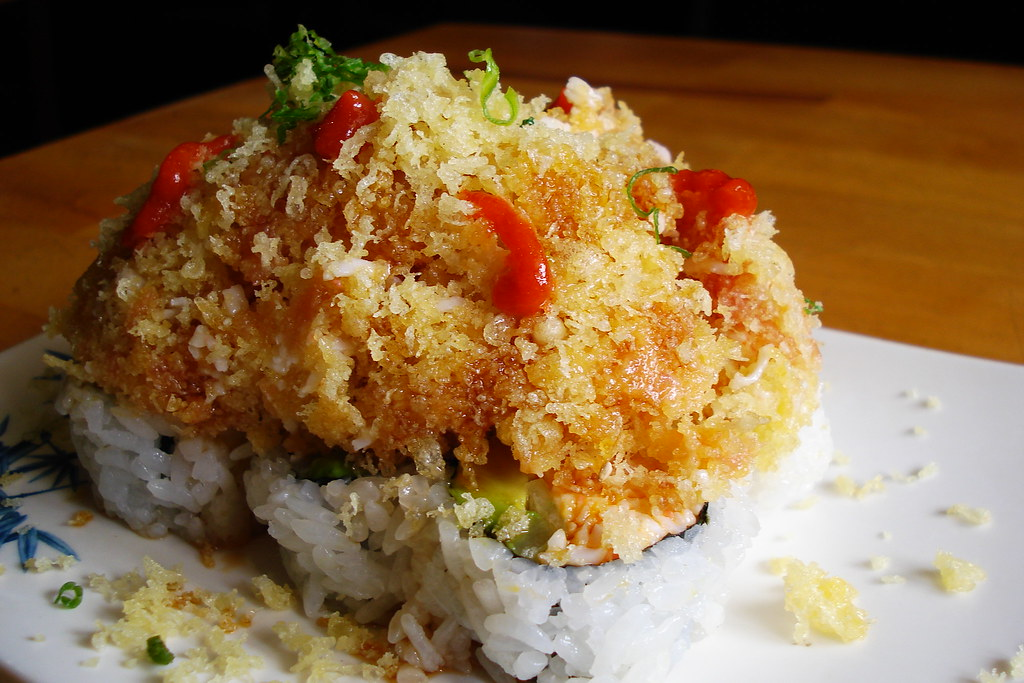 crunch rolls