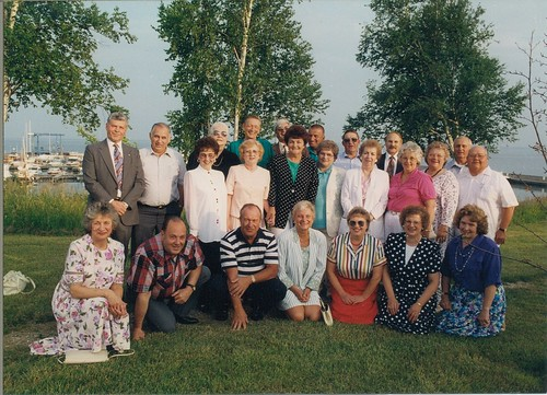 Class of '53... in the 1980's