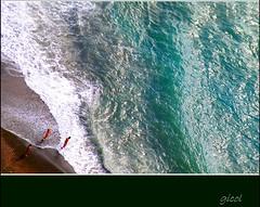 small things (gicol) Tags: blue sea summer italy verde green beach water azul agua italia mare campania estate turquoise playa fromabove explore verano napoli naples positano frontpage azzurro emerald spiaggia costiera golfo turchese smeraldo dallalto