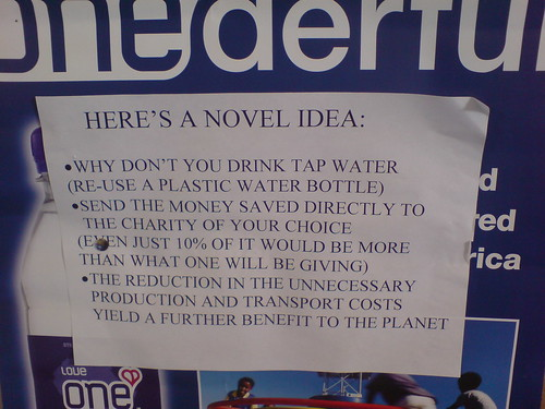 Here's a novel idea...