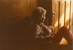 Grandma & Gregory - 1985