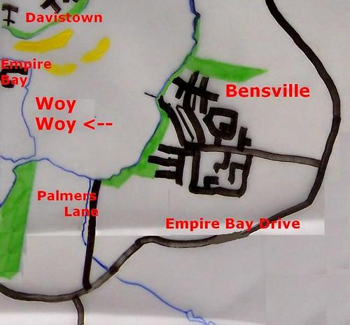 Bensville & Palmers Lane