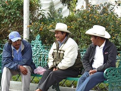 3 mexicains, Puebla.jpg