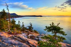 Acadia National Park, Maine (Greg from Maine) Tags: seascape sunrise landscape coast niceshot coastline hdr acadia mountdesertisland acadianationalpark platinumheartaward