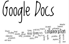 Google Doc Wordle