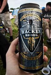 Wacken beer!