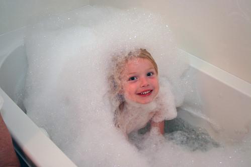 Bubble Bath Grace