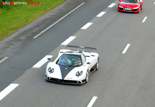 Pagani Zonda PS - Road to Le Mans 2009