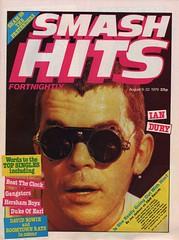 Smash Hits, August 9 - 22, 1979