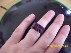 Mi primer marsa (INDI-MARIA) Tags: anillos